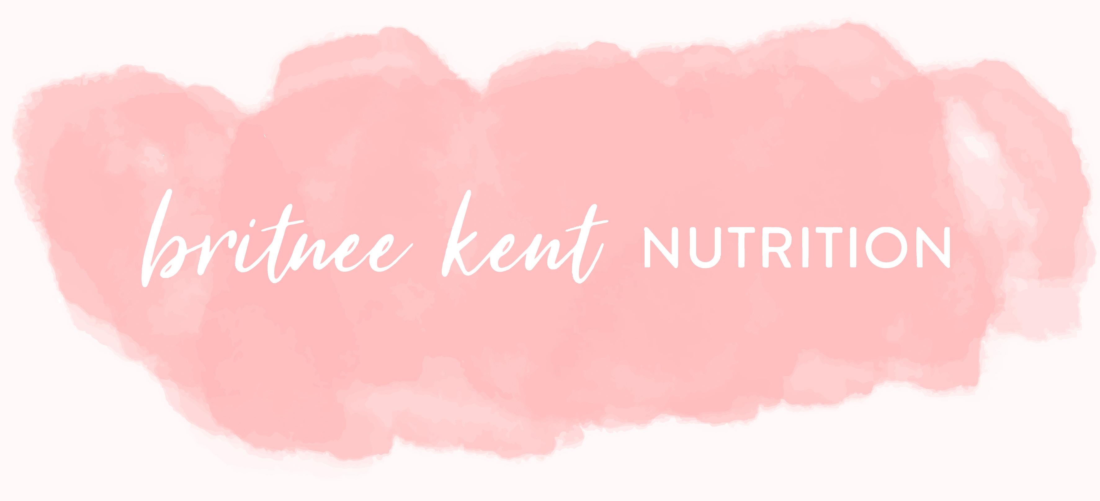 Britnee Kent Nutrition