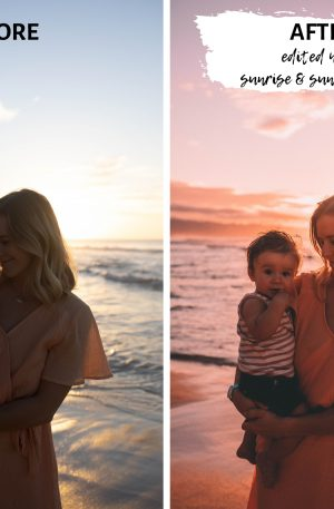 Brit's Light and Airy Presets Collection: Desktop Presets