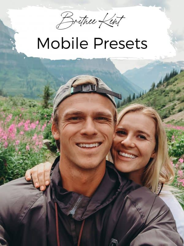 Light and Airy Presets For Mobile
