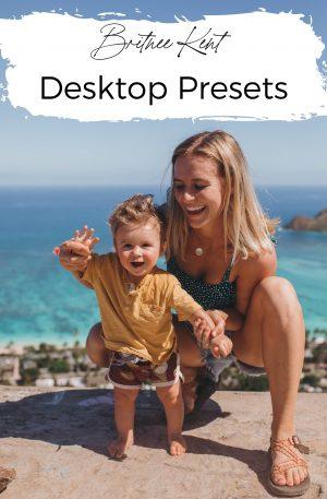 Desktop Presets