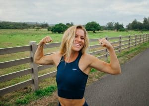 first trimester workouts with brit kent
